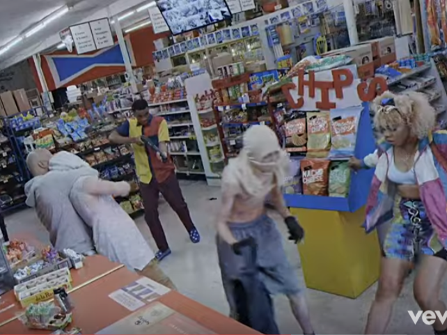"Common Stops & Vince Staples Team Up To Stop A Robbery In ""Hercules"" Video"