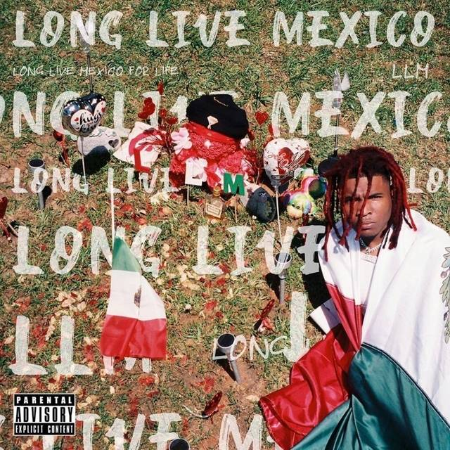 """Review: Lil Keed's """"Long Live Mexico"""" Feels Like A Young Thug Album"""