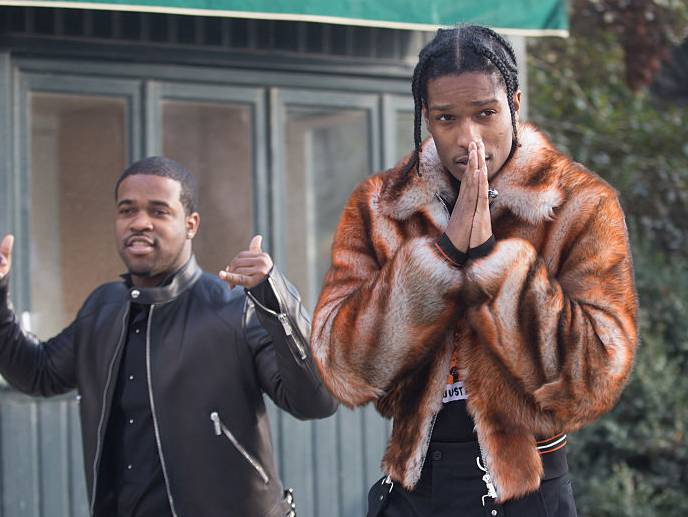 6e93c65a4521 A$AP Ferg Campaigns For A$AP Rocky's Release From Swedish Prison