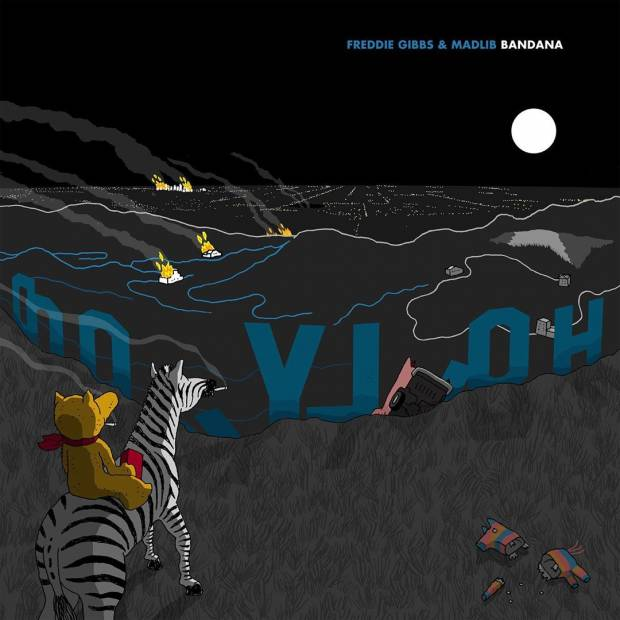 "Review: Freddie Gibbs & Madlib's ""Bandana"" Is A Rap Noir Masterpiece"