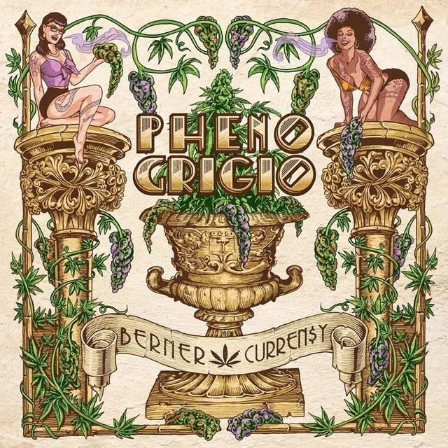 """Review: Berner & Curren$y's """"Pheno Grigio"""" Album Is A Premium High"""