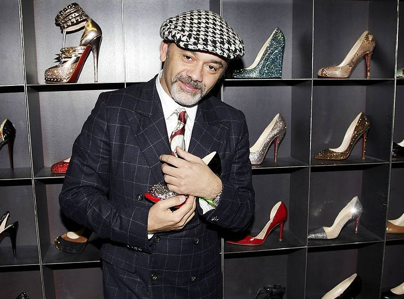 "Christian Louboutin Says that He is ""Vaguely Horrified"" to See Their Shoes In Some People"