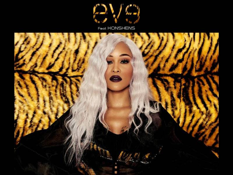 "Eva Returns With Reggae-Fueled ""Reload"" Single Featuring Konshens"