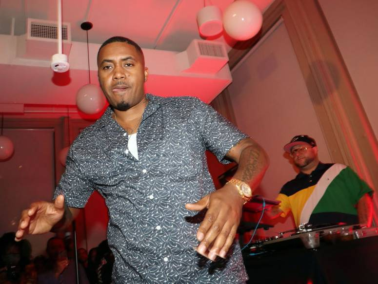 "Nas On ""The Lost Tapes 2"" Vibe: ""Songs Sound Different Because I'm Different"""