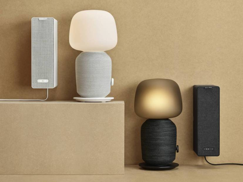 Sonos & IKEA Partner For SYMFONISK Products