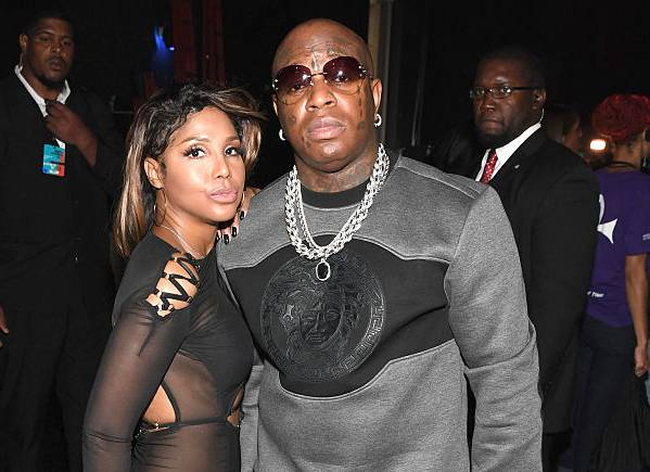 Toni Braxton Hits Court Over Birdman's Still-Missing Engagement Ring