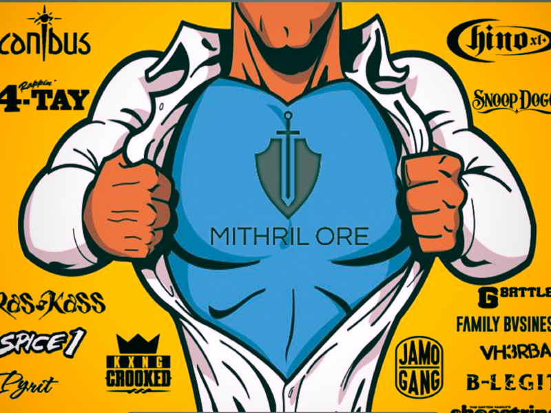 "Generate Crypto With ""Mithril OReDER: The Mixtape Vol. 1"" Featuring KXNG Crooked & MORE"