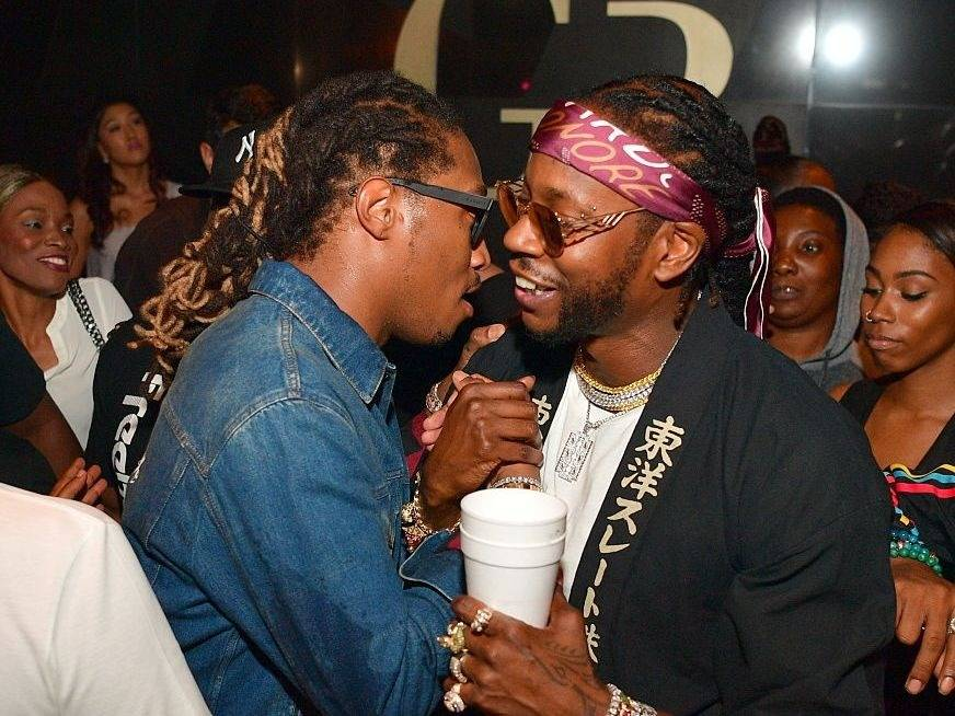 2 Chainz & Future Bury Their Nonexistent Beef