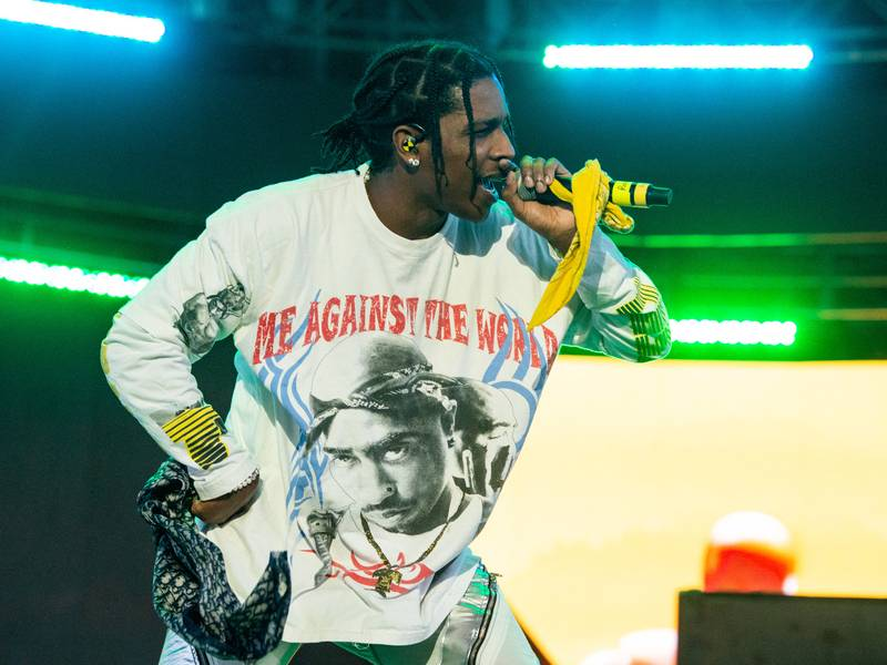 Hip Hop Week In Review: A$AP Rocky Freed From Jail & R