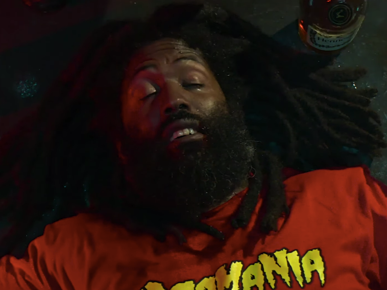 Murs Mixes Hennessey & Hpnotiq For Superhero Abilities In New Mini-Movie