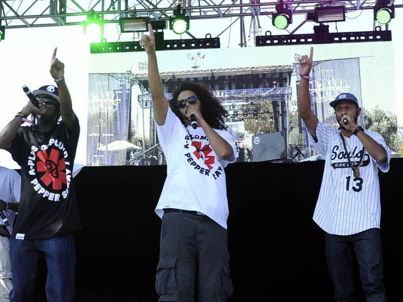 Here's How Hieroglyphics Is One Of The Hardest-Working Hip Hop Crews Ever