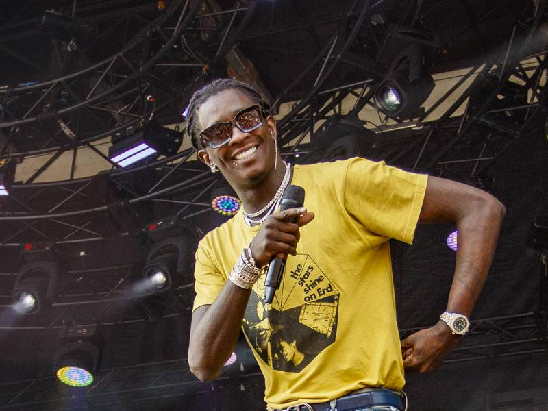 "Young Thug Releases ""So Much Fun"" LP"