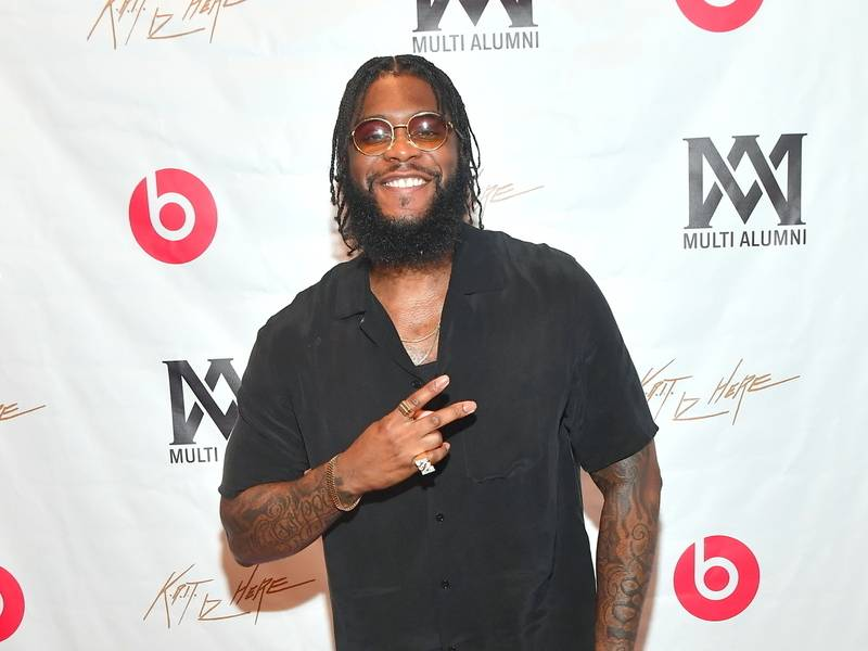 "Big K.R.I.T. Explains How Stepping Back From Production Allowed Him To Have Fun On ""K.R.I.T. Iz Here"""