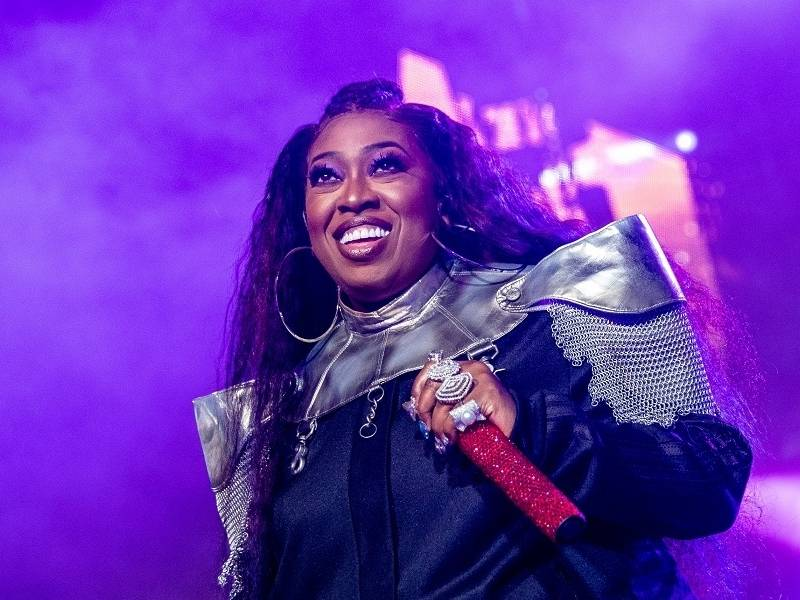 Missy Elliott Will Be 1st Female Rapper To Receive MTV's Video Vanguard Award