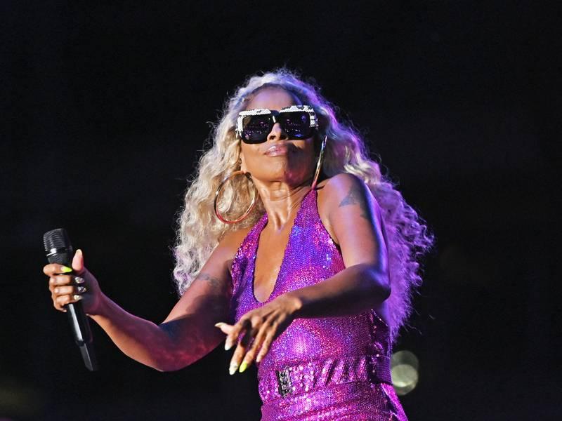 Mary J. Blige, según los informes, se Debe Más de 1 millón De dólares En Impuestos atrasados
