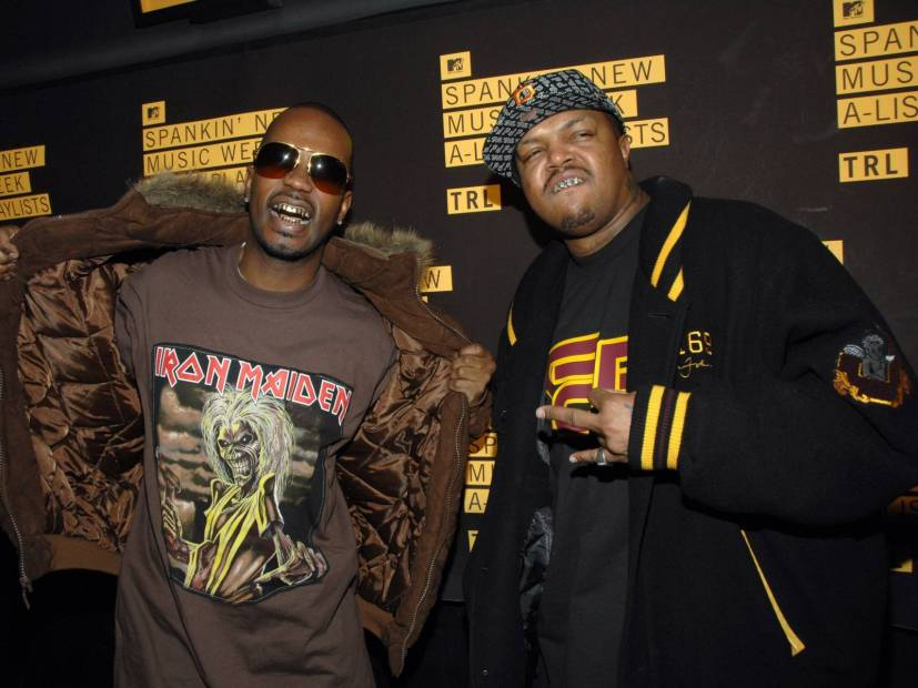 Juicy J Announces Three 6 Mafia Reunion Tour