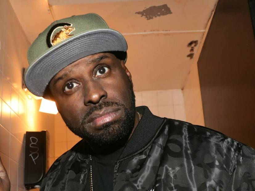 Funk Flex Says He Confirmed JAY-Z Told Jermaine Dupri Not To Get Involved With NFL