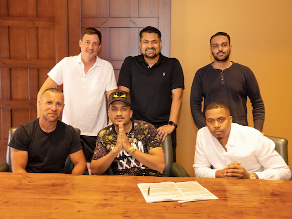 Nas, Mass Appeal & UMG Sign Rapper DIVINE As Part Of Mass Appeal India Launch