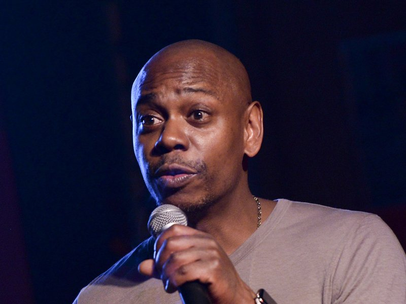 Dave Chappelle Announces Social Distanced Event: 'A Talk With Punchlines'