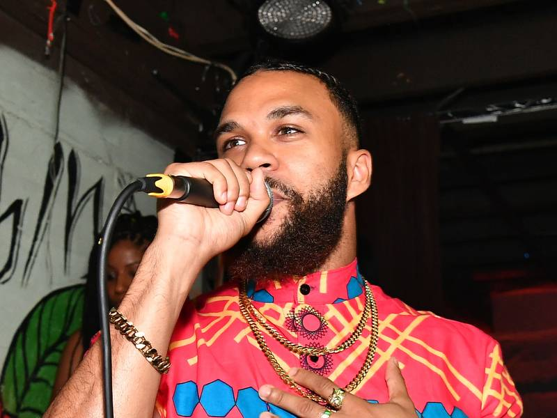 "Jidenna Delivery ""Of 85 To Africa"" Album"