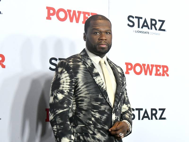"50 Cent To Emmys Over ""Power"" Ratings: ""Kiss My Black Ass!"""