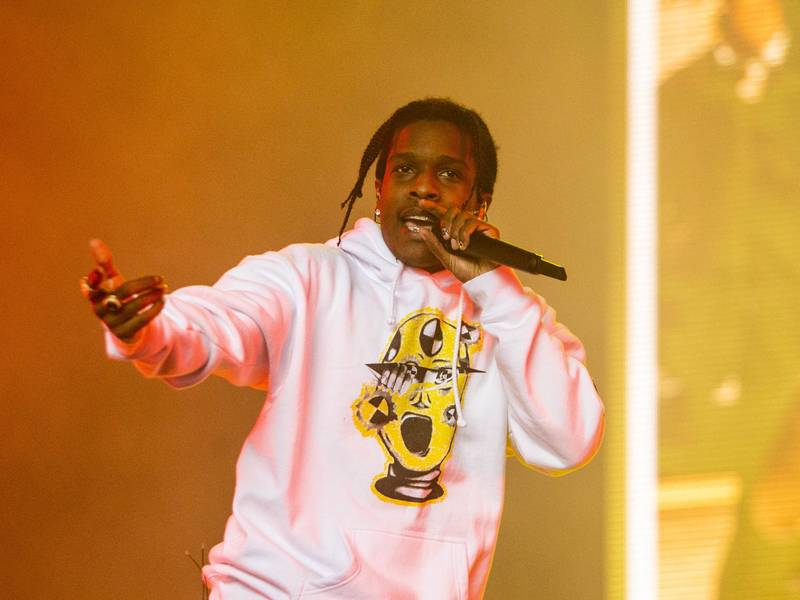 Swedish Prosecutors Won't Appeal A$AP Rocky's Sentencing In Assault Case