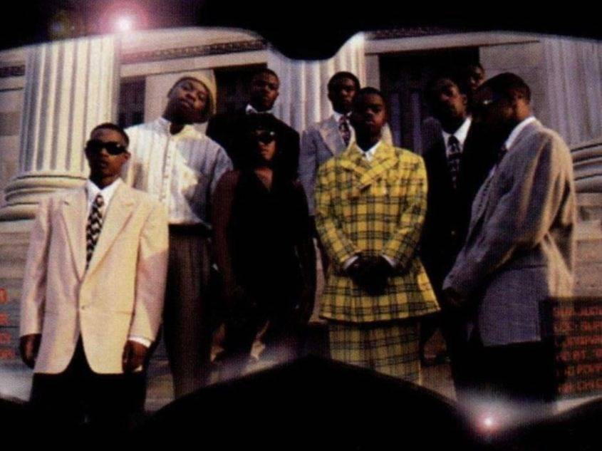 """#ThrowbackThursdays: Junior M.A.F.I.A. Drops Debut Album """"Conspiracy"""" In 1995"""