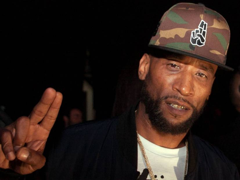Lord Jamar Responds To Eminem's Cryptic Tweet