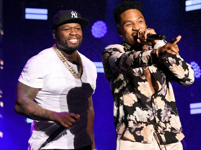 """Trey Songz Responds To """"Power"""" Theme Song Backlash & 50 Cent Intercepts"""