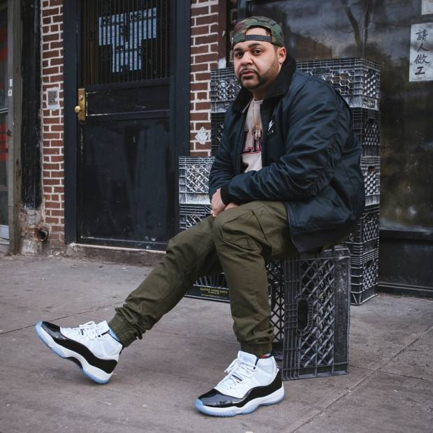 "Review: Joell Ortiz's ""Monday"" Is A Full Week's Worth Of Bars"
