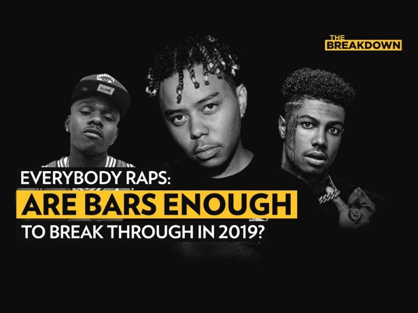 "Murs Goes ""The Failure"" Of The Torch To Page Kennedy: ""Are Bars Enough To Be In 2019?"""