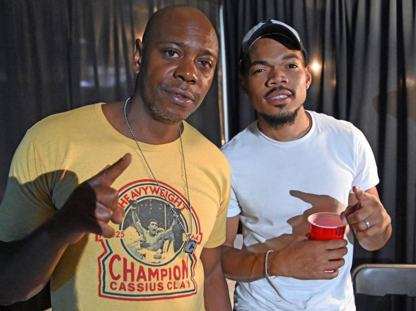 Inside Dave Chappelle's Star-Studded Gem City Shine Benefit Concert