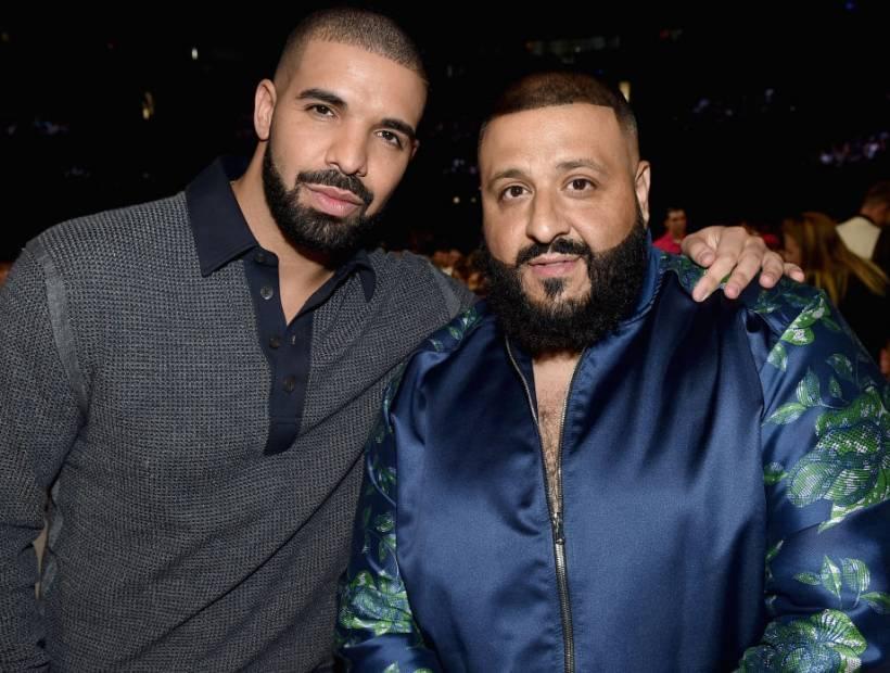 Magic Johnson's Favs DJ Khaled & Drake Tease New Collaboration