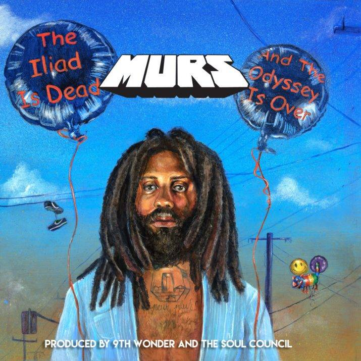 "Murs, 9th Wonder & The Soul Council's ""The Iliad Is Dead & The Odyssey Is Over"" Is Refined Art"