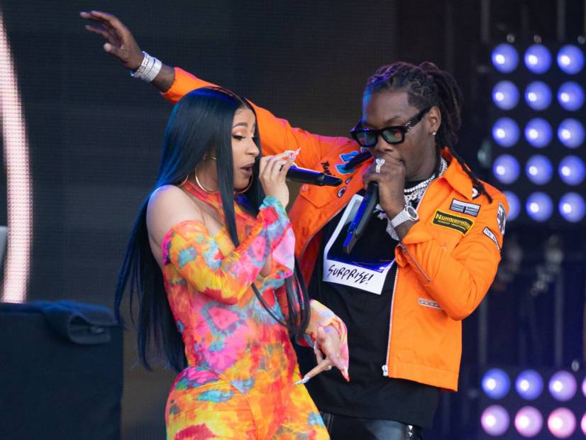"Cardi B Reveals Offset A&R'ed Most Of ""Invasion Of Privacy"" Features"