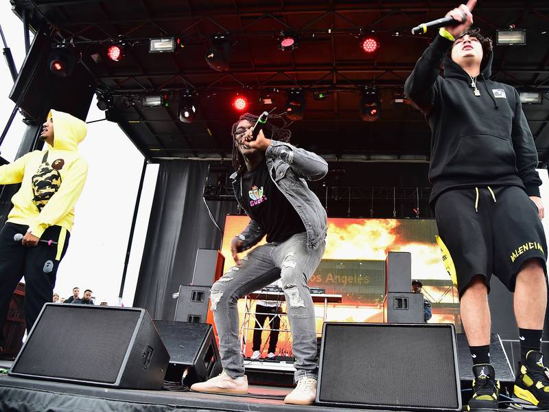 "Shoreline Mafia Drops ""Party Pack Vol. 2"" EP"