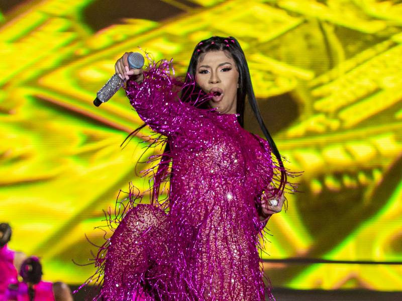 Cardi B Conduce 2019 BET Hip Hop Awards Nominaciones