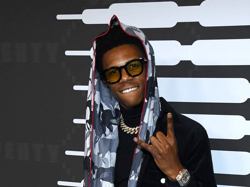 Instagram Flexin: A Boogie Wit Da Hoodie Teams With Puma For Sneaker Giveaway