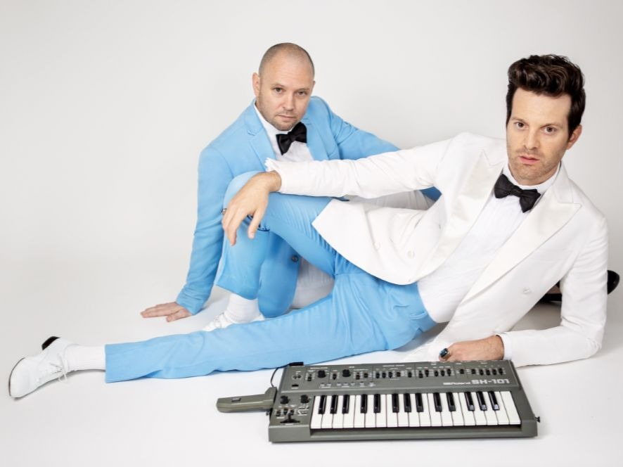 Interview: Tuxedo's Mayer Hawthorne & Jake One Reveal The Quickest Way To Offend A Rapper