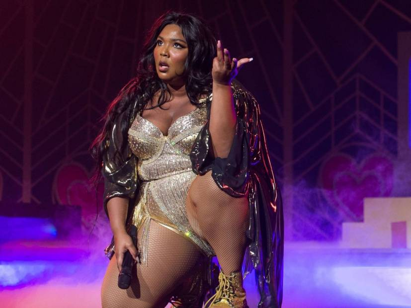 Lizzo To White People: 'As Long As You Stay Silent, You're Part Of The Problem'