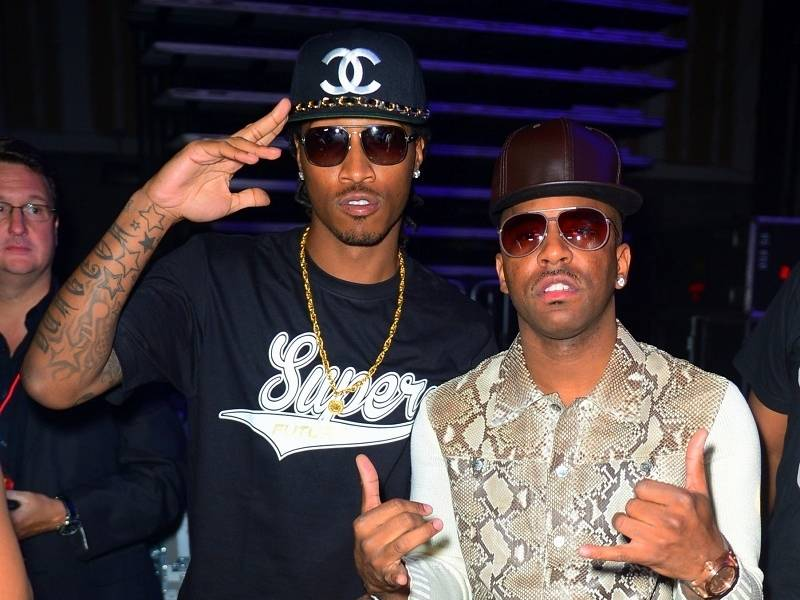 Future & Rocko End Beef With Atlanta Reunion