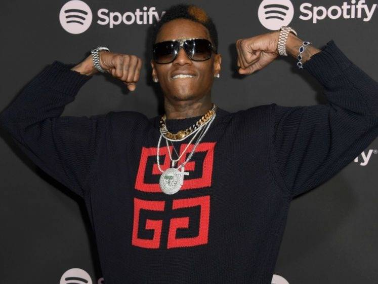 Soulja Boy Reportedly Gained 50 POUNDS From Cutting fat, and Alcohol