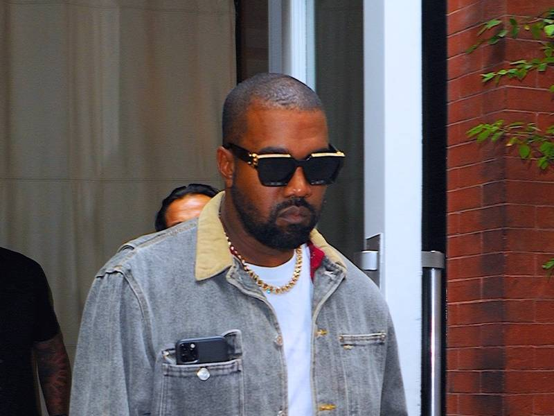 Kanye West Seem Almost Named 'Yeezus' Album 'Thank God For Drugs'