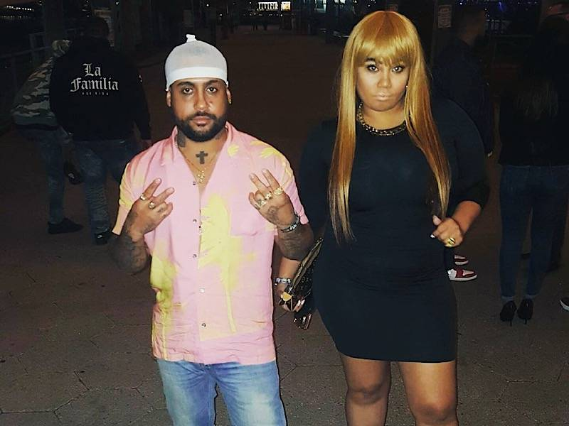 "Bodega Bamz & Bonnie B Talk New 183rd-Produced LP ""Salsa With FIRE"""