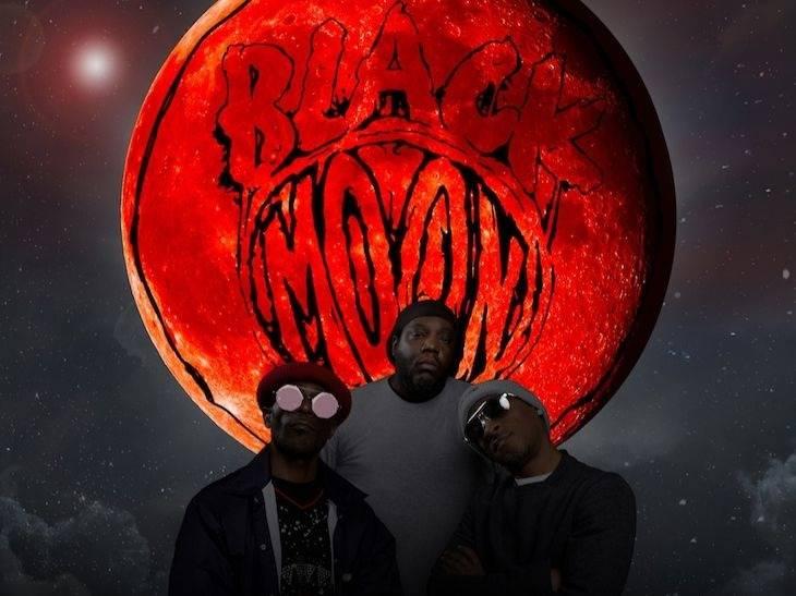 """#DXCLUSIVE: Luna Negra Prepara """"el Aumento De la Da de la Luna"""", Álbum Con """"Buscar En Ellos"""" Solo"""