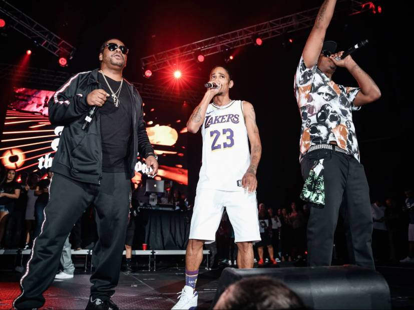 Welcome To The West Festival Features Ice Cube, Bone Thugs-n-Harmony & Nipsey Hussle Tribute