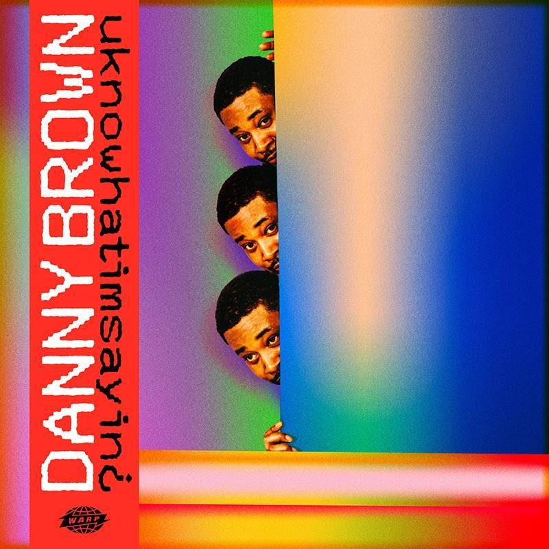 "Review: Danny Brown Is An Agent Of Chaos On ""uknowhatimsayin¿"""