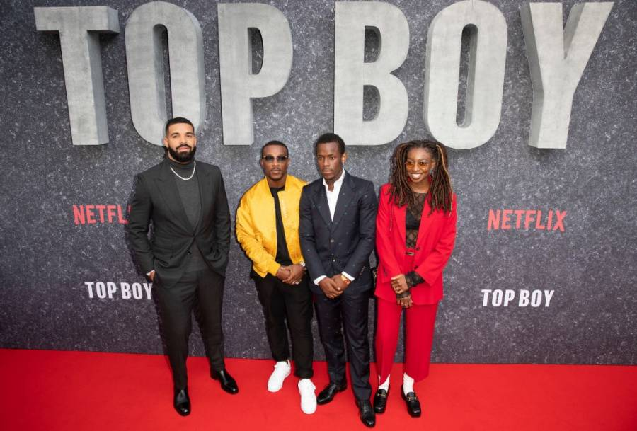 "Drake's OVO Sound Announces ""Top Boy"" Netflix Series Soundtrack"