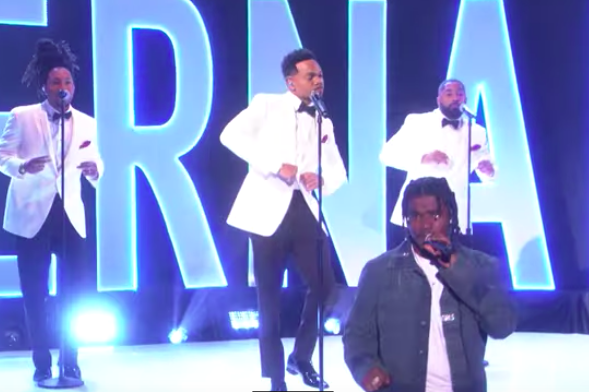 "Chance The Rapper Performs ""Eternal"" With Smino On The Ellen Show"