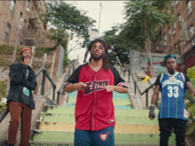 "Dreamville - ""Under The Sun"" f. J. Cole, DaBaby & Lute"
